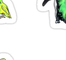 Un Natural Selection Sticker
