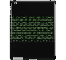 If you can read this... iPad Case/Skin