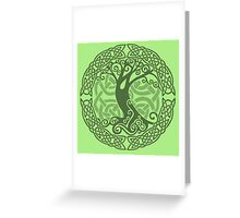 I am the womb: of every holt Greeting Card