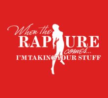 When the Rapture Comes… (Dark) by AmazingRobyn
