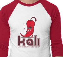 KALI SAUCE Men's Baseball ¾ T-Shirt