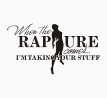 When the Rapture Comes… (Light) by Robyn California