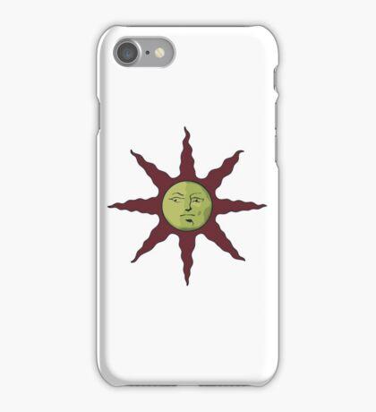 Praise the sun - Templar iPhone Case/Skin
