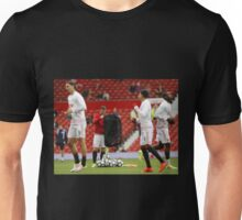 Wayne Rooney Manchester United Ball Boy / Bench Warmer T-Shirt Unisex T-Shirt
