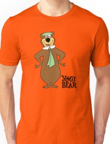 Yogi Bear - Bbo Bear - Cartoo Unisex T-Shirt