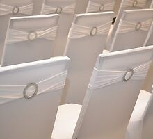 Wedding Chairs by Kathleen Brant