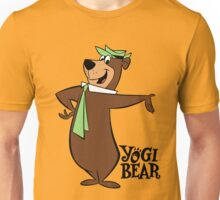 Yogi Bear - Bbo Bear - Cartoon Unisex T-Shirt