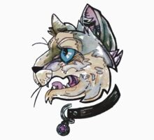 the stylized meow by HiddenStash