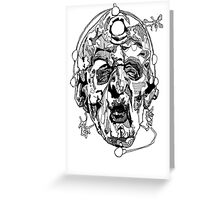 Davros - Two Greeting Card