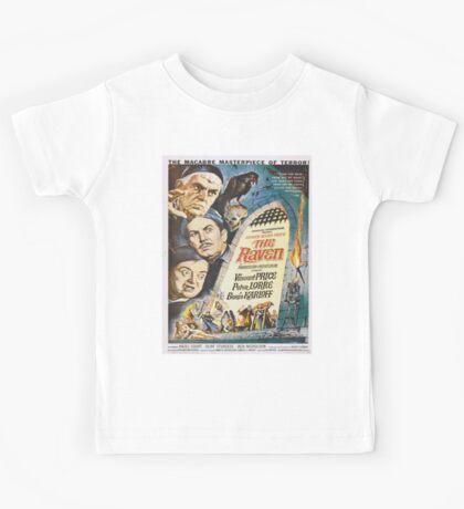 Vintage poster - The Raven Kids Tee