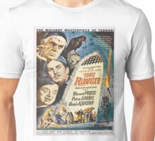 Vintage poster - The Raven Unisex T-Shirt