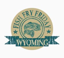 WYOMING FISH FRY by phnordstrm
