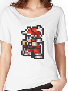 Onion Knight sprite - FFRK - Final Fantasy III (FF3) Women's Relaxed Fit T-Shirt