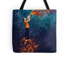 The Royal Baritonist of the Forest King Tote Bag