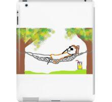 Jenny Quips:  Take a rest iPad Case/Skin