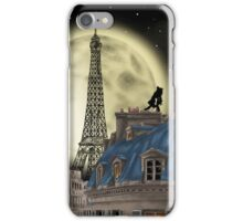 The Wolf of Paris iPhone Case/Skin