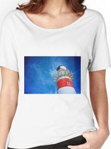 Lighthouse 3 Women's Relaxed Fit T-Shirt