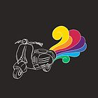 Scooter  by TsipiLevin