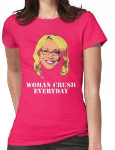 Doris Burke Woman Crush Everyday Drake  Womens Fitted T-Shirt