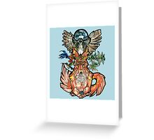 Personal Nature Greeting Card