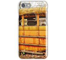 Hunting Bus iPhone Case/Skin