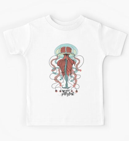 Space Jellyfish (Dr Seuss Inspired) Kids Tee