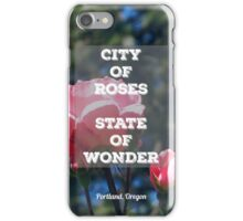 City of Roses v.1 iPhone Case/Skin