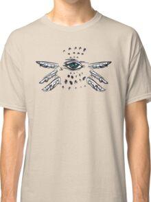 blue eye flight Classic T-Shirt