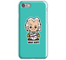 lil Doc Brown iPhone Case/Skin