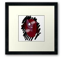 Pinkamena Diane Pie Framed Print