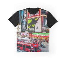 Times Square II Special Edition II Graphic T-Shirt