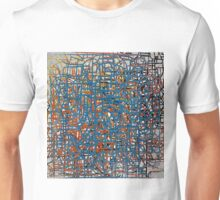 Abstract composition 473 Unisex T-Shirt