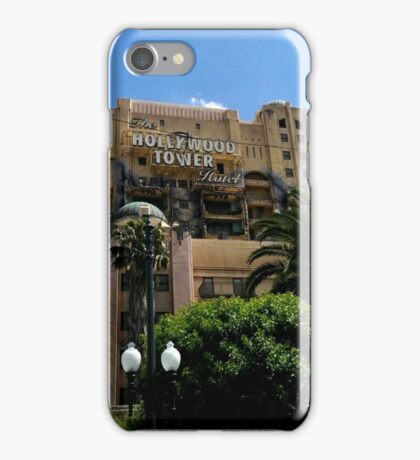 Hollywood Tower of Terror iPhone Case/Skin