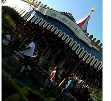 King Arthur Carousel  by bpb7711