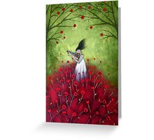 loVe is a symphony  Greeting Card