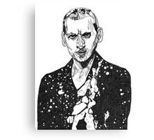 The Doctor Cosmic - Nine  Canvas Print