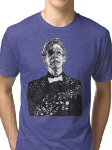 The Cosmic Doctor - Eleven  Tri-blend T-Shirt