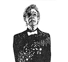 The Cosmic Doctor - Eleven  Photographic Print