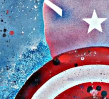 Oh Captain, My Captain Sticker