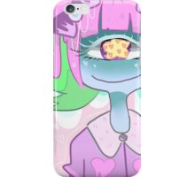 Pastel Goth Cyclops Mia iPhone Case/Skin
