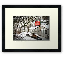 Good Day to Sleep In Framed Print