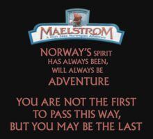 Maelstrom from Epcot Norway T-Shirt