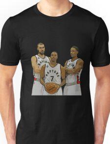 Toronto Big Three Unisex T-Shirt