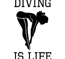 Diving Is Life by kwg2200