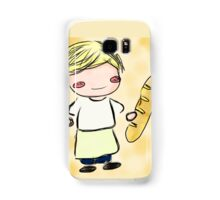Peeta Mellark Chibi Samsung Galaxy Case/Skin