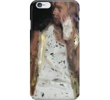 Painted Justin Bieber iPhone Case/Skin
