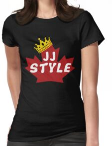 JJ STYLE  Womens Fitted T-Shirt