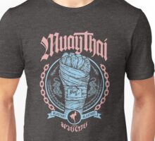 Muay Thai Fist Unisex T-Shirt