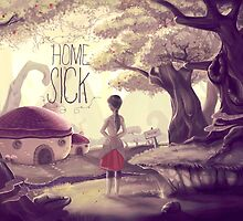 HOME SICK by JuanCharles
