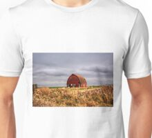 Clouds over Royal Barn Unisex T-Shirt